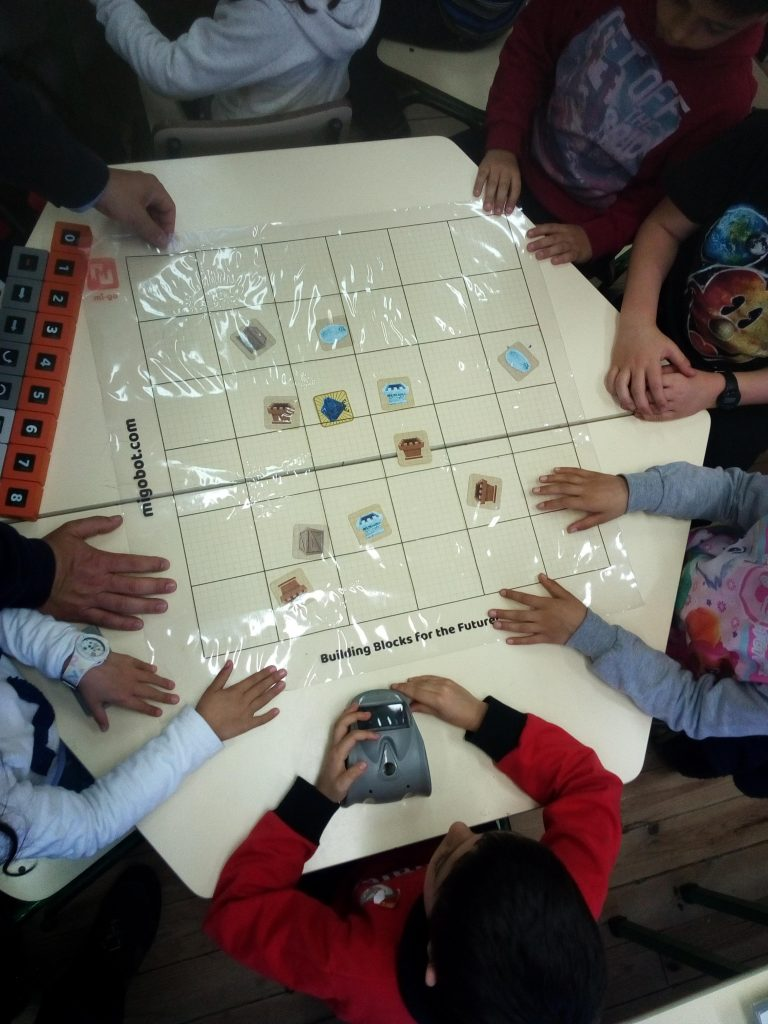 collaborative work in classes