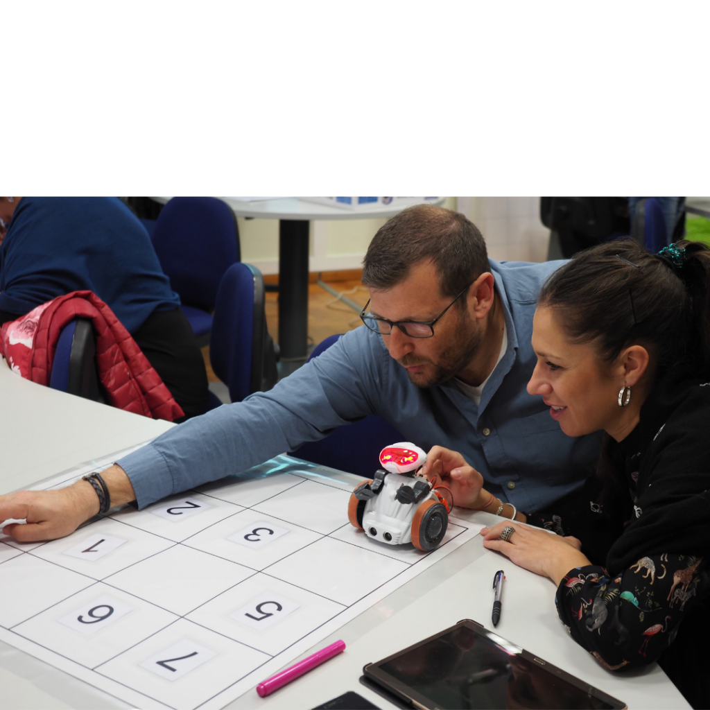 European teachers training course on tangible programming