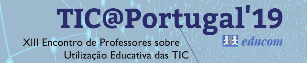 Tangin at TIC@Portugal19